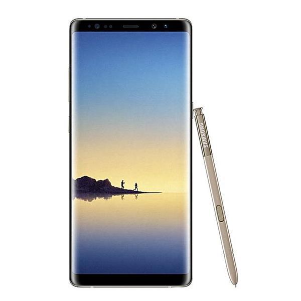 Note 8 Samsung 64G GOLD تليفون