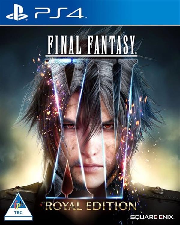 Final Fantasy.Royal PS4