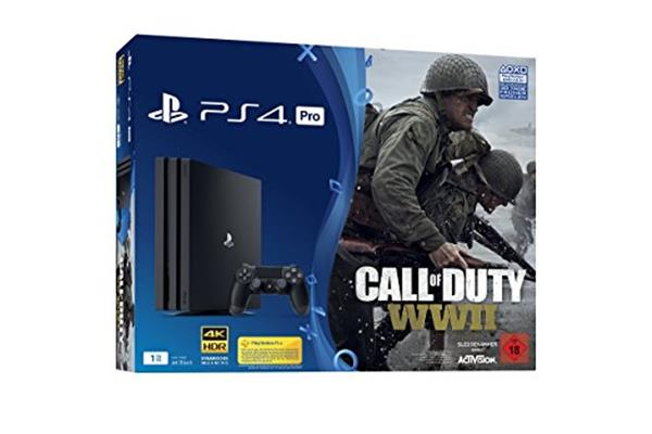 PS4 Pro+ Call of Duty: WWII