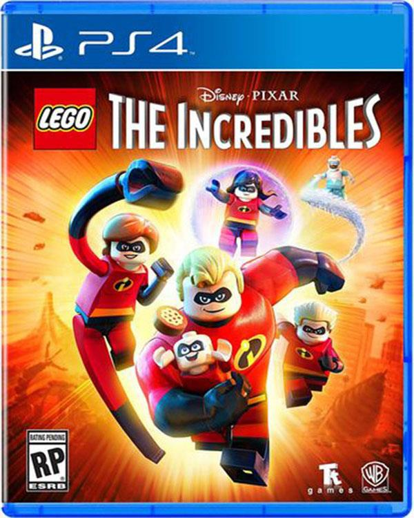 LEGO The Incredibles PS4