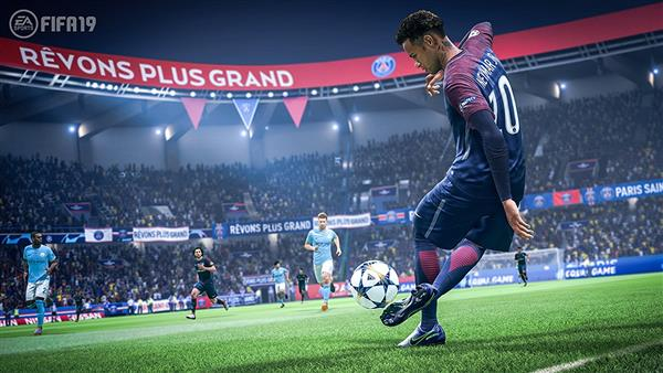 FIFA19 English ps4