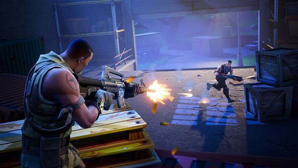 Fortnite: Deep Freeze Bundle PS4