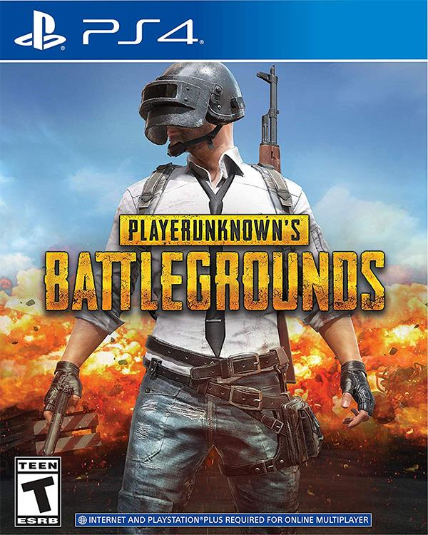 Pubg-Battlegrounds PS4