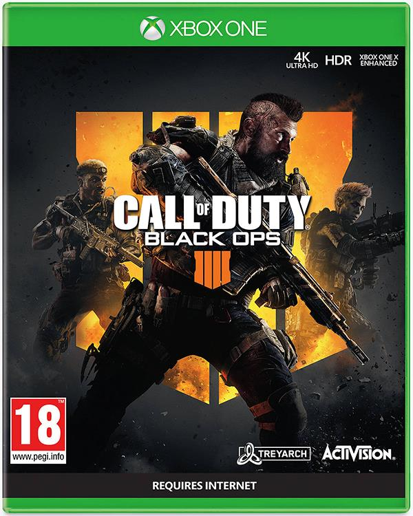 Call of Duty: Black Ops 4 AR  XBOX ONE