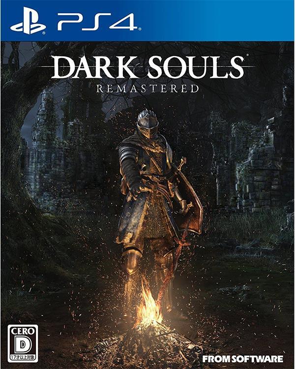 Dark Souls Remastered PS4