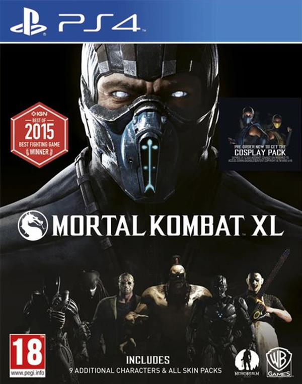 MORTAL KOMBAT.X PS4