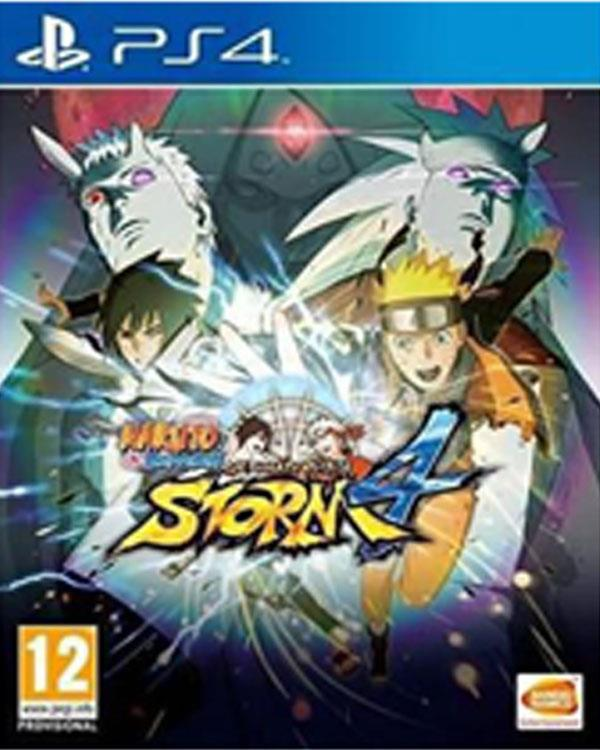 Naruto Storm 4 Deluxe Edition PS4
