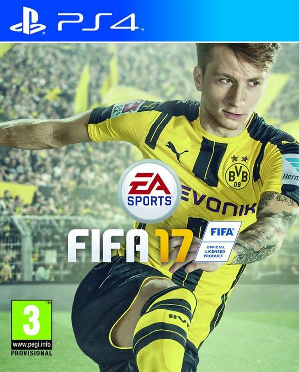 FIFA 17 Arabic  PS4