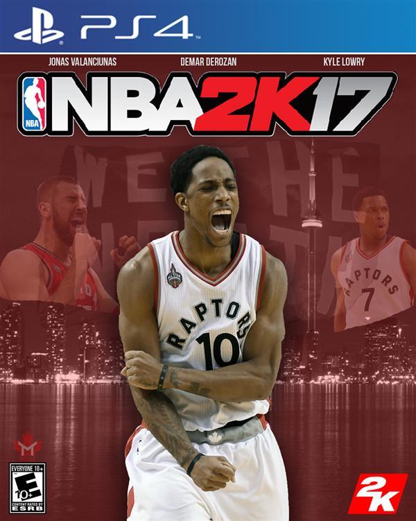 NBA-17  PS4