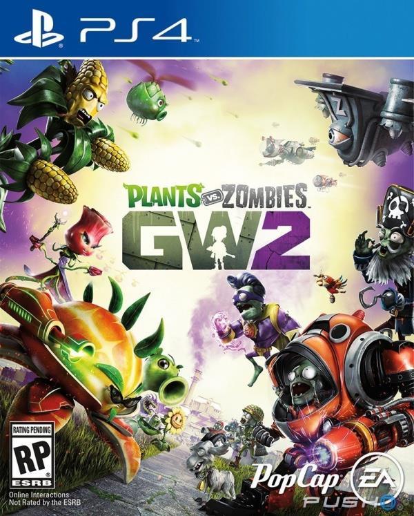 Plants vs Zombies G. Warfa 2  PS4