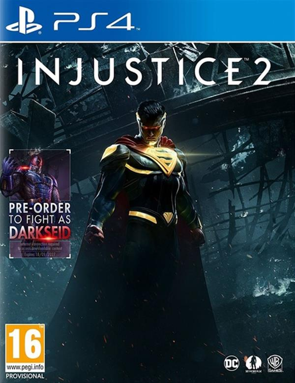 Injustice.. 2  PS4