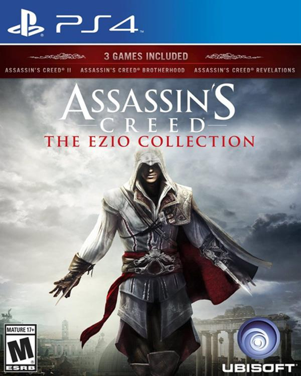 Assassin's Creed __Collection  PS4