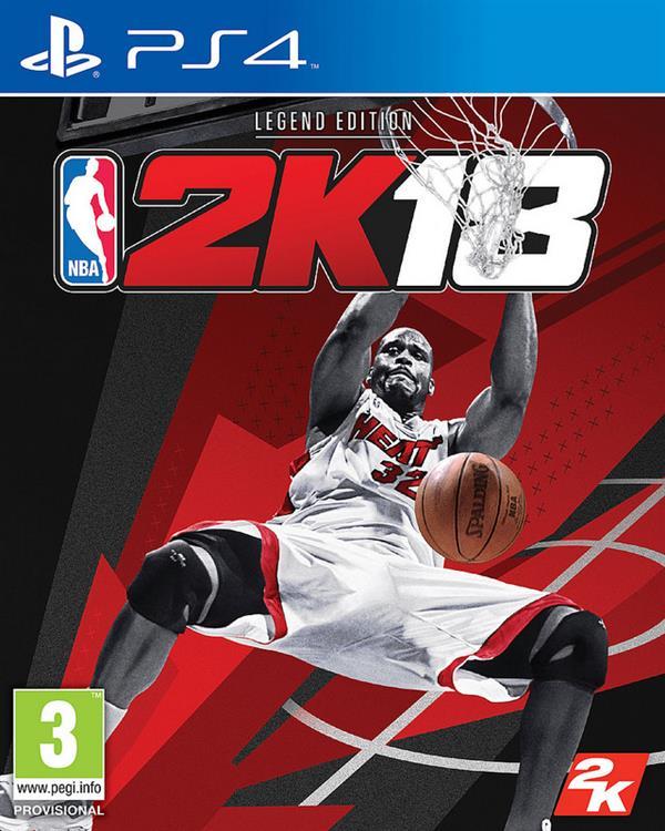 NBA 18 2K  PS4