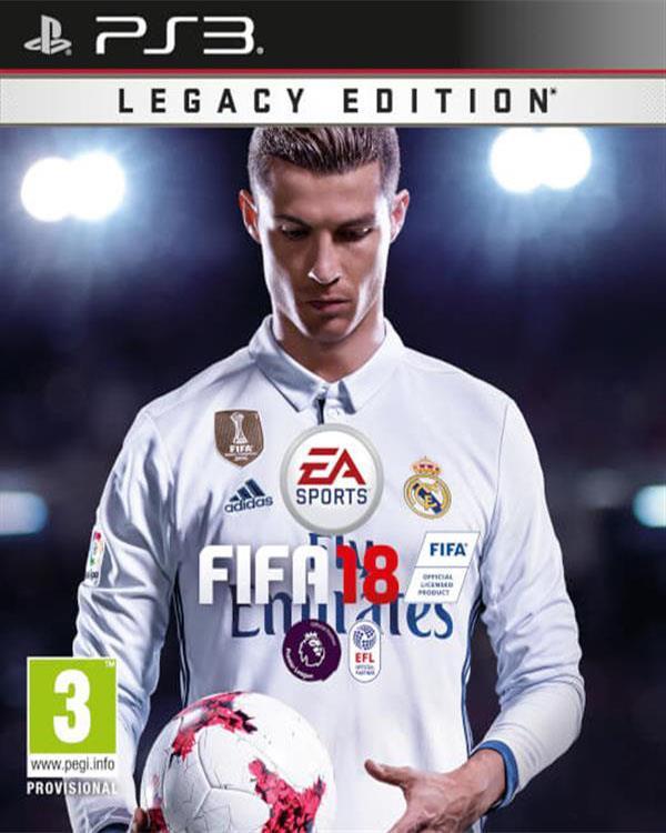 FIFA 18 AR PS3