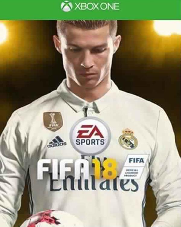 FIFA 18 AR  XBOX  ONE