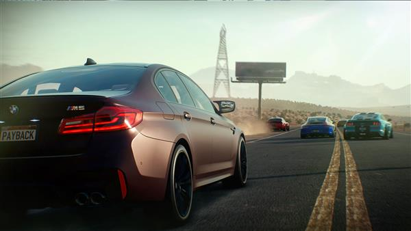 Need for Speed payback Ar PS4