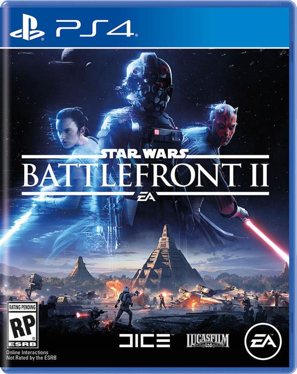 Battlefront II PS4
