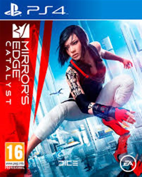 Mirror's Edge PS4