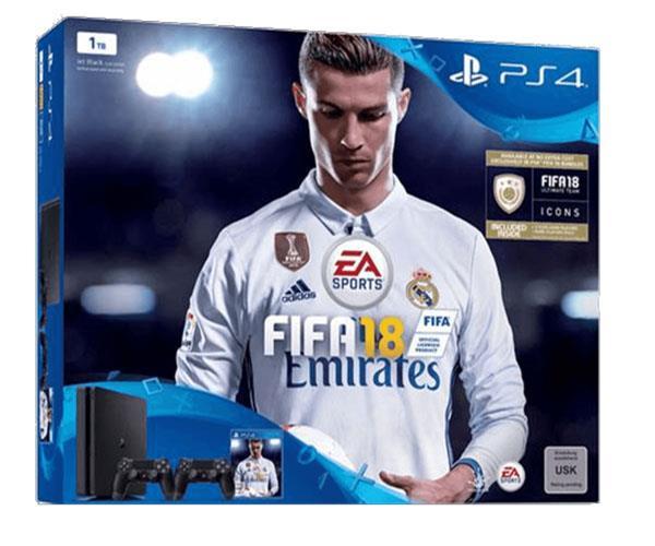 PS4 1TB+FIFA AR+JOY.P ORG