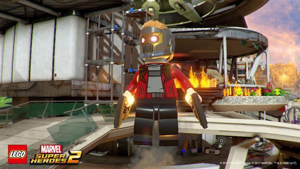 Lego Marvel Super Heroes2 PS4
